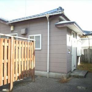 冬から春に向かって家の建て替えにお勧め物件!